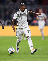 FUSSBALL UEFA Nations League in Muenchen Deutschland - Frankreich       06.09.2018 Jerome Boateng (Deutschland) --- DFB regulations prohibit any use of photographs as image sequences and/or quasi-video. ---