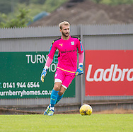 Dundee keeper Scott Bain  - Dumbarton v Dundee, pre-season friendly at the Cheaper Insurance Direct Stadium, Dumbarton<br /> <br />  - &copy; David Young - www.davidyoungphoto.co.uk - email: davidyoungphoto@gmail.com