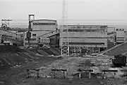 Cortonwood Colliery. National Coal Board South Yorkshire Area. 25.07.1984.