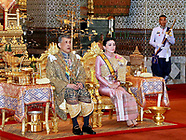 Thai King Rama X Declares Wife, Queen Suthida