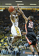 NCAA Men's Basketball - Idaho State at Iowa - December 4, 2010