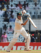 Cricket - India v Australia 1st Test Day 2 Chennai