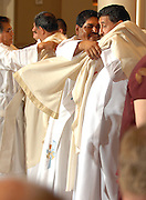 Ten men were ordained to the permanent diaconate by Archbishop Timothy M. Dolan June 9 at the Cathedral of St. John the Evangelist. (Photos by Sam Lucero)