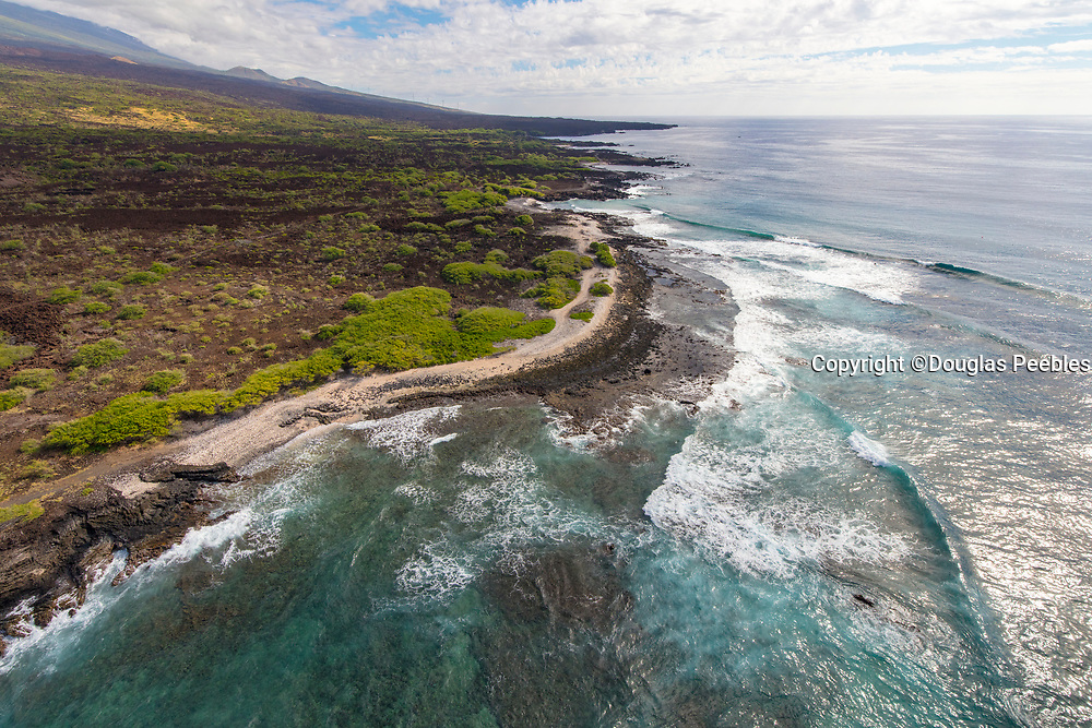 South Maui Coastline, Maui, Hawaii