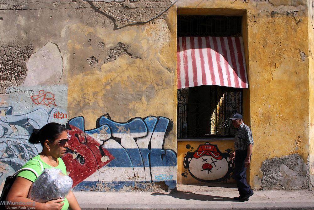 Habana Vieja, 2009.