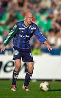 Bærum 21042003 Eliteserien i fotball Stabæk - Odd. Tommy Stenersen, Stabæk <br /> <br /> Foto: Andreas Fadum, Digitalsport