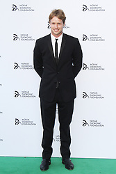 © Licensed to London News Pictures. Sam Branson at the  Novak Djokovic Foundation London gala dinner, The Roundhouse, London UK, 08 July 2013. Photo credit: Richard Goldschmidt/LNP