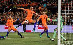 20161007 NED: WK kwalificatie Nederland - Wit-Rusland, Rotterdam