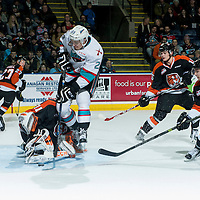 012316 Medicine Hat Tigers at Kelowna Rockets