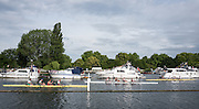 Henley on Thames, United Kingdom. 2016 Henley Masters' Regatta. Henley Reach. England. on Saturday  09/07/2016   [Mandatory Credit/ Peter SPURRIER/Intersport Images]<br /> <br /> Rowing, Henley Reach, Henley Masters' Regatta.<br /> <br /> General View,  2016 Henley Masters Regatta.