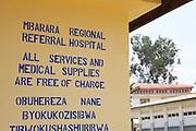 Mbarara Hospital, Uganda.