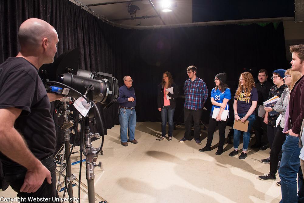School of Communications - Film and Lighting