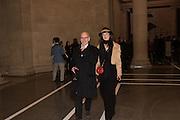 JOHN DUNBAR; GABRIELLA DARIS, Historical Dances in an  antique setting., Pable Bronstein. Annual Tate Britain Duveens commission.  London. 25 April 2016