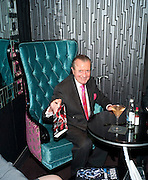 ROBIN ANDERSON, Book launch for La di da di Bloody Da! by Robin Anderson. Fleming's cocktail bar. Half Moon St. London. 8 Feb 2010.