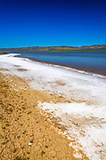 Soda Lake and the Temblor Range, Carrizo Plain National Monument, California USA