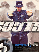 The very first ad campaign for South Pole Urban Wear, featuring B-Real of Cypress Hill.