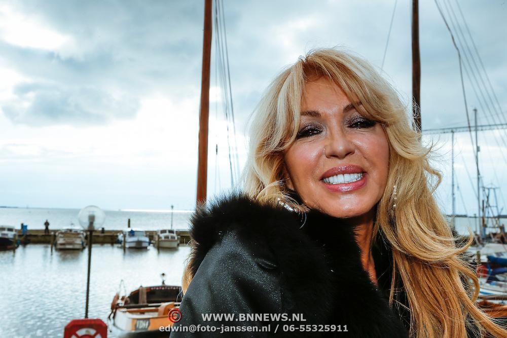 NLD/Volendam/20121025 - Uitreiking 100% NL Awards 2012, Patricia Paay