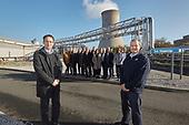 Meehan Media - PX Group tour of Salt End