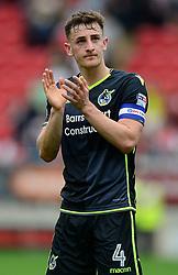Tom Lockyer of Bristol Rovers - Mandatory by-line: Alex James/JMP - 21/04/2018 - FOOTBALL - Aesseal New York Stadium - Rotherham, England - Rotherham United v Bristol Rovers - Sky Bet League One