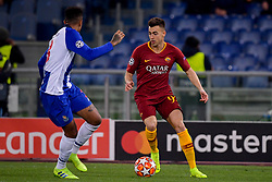 12.02.2019, Stadio Olimpico, Rom, ITA, UEFA CL, AS Roma vs FC Porto, Achtelfinale, Hinspiel, im Bild Stephan El Shaarawy // Stephan El Shaarawy during the UEFA Champions League round of 16, 1st leg match between AS Roma and FC Porto at the Stadio Olimpico in Rom, Italy on 2019/02/12. EXPA Pictures © 2019, PhotoCredit: EXPA/ laPresse/ Fabio Rossi/AS Roma<br /> LaP<br /> <br /> *****ATTENTION - for AUT, SUI, CRO, SLO only*****
