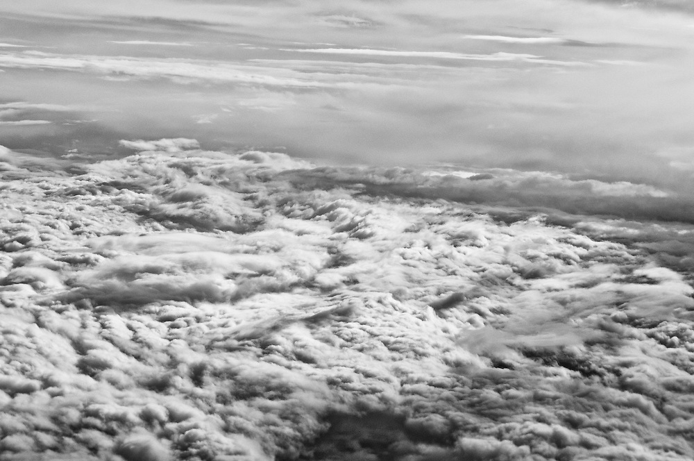Above the Rain Clouds.West Palm Beach, FL.April 21, 2012