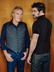 Alain Passard and Bertrand Grebaut (Paris, Jun. 2013)