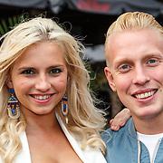NLD/Amsterdam/20150712 - AFW2015 Summer, Sensi Lowe en partner Billy Dans