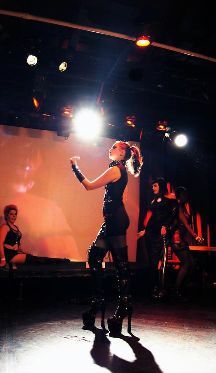 Carver Riot. Paradise Rock Club. Boston, MA.