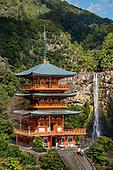 Kii Peninsula: Nachikatsuura, Kumano Kodo