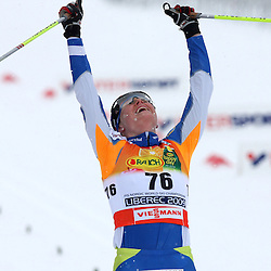 20090219: Nordic Ski - WC Liberec 2009, Ladies 10km, Individual Classic