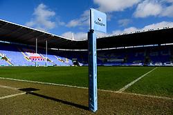 A general view of Madejski Stadium  prior to kick off - Mandatory by-line: Ryan Hiscott/JMP - 01/03/2020 - RUGBY - Madejski Stadium - Reading, England - London Irish v Wasps - Gallagher Premiership Rugby
