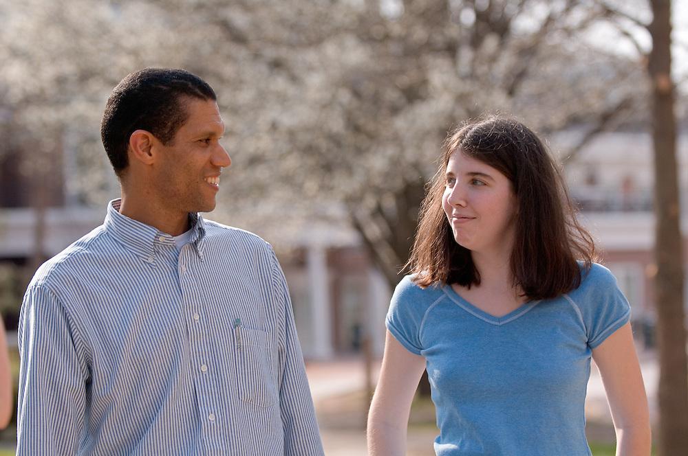 Spring 2007....Jaun Soto & Stephanie Buechele