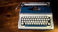 Close up of Typewriter - July 2014