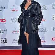Frankie Essex arrive at Float Like A Butterfly Ball for Caudwell Children Charity at Grosvenor House Hotel on 16 November 2019, London, UK.