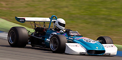 16.04.2010, Hockenheimring, Hockenheim, Hockenheim Historic, Historic Formula 2, im Bild von links Chris Lillingston-Price, Tecno T70, EXPA Pictures © 2010, PhotoCredit: EXPA/ A. Neis / SPORTIDA PHOTO AGENCY