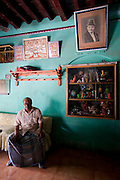 House of Mr. Sultan Kader. Nagore.<br /> Tamil Nadu. South India.
