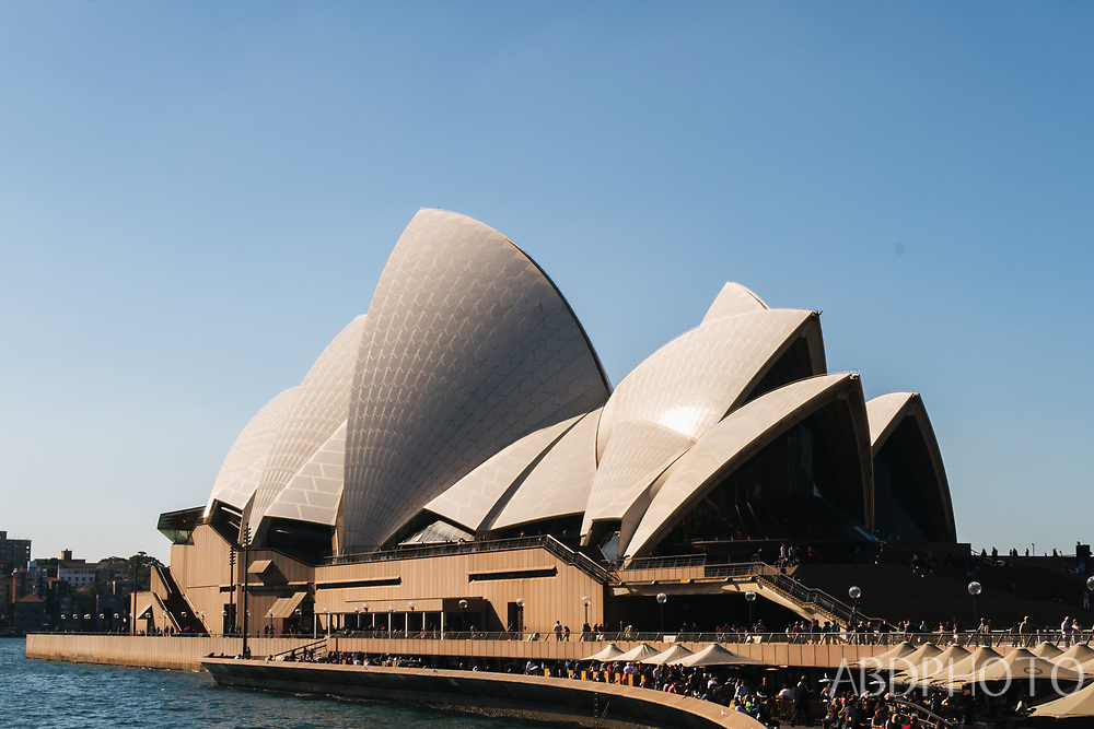 Sydney New South Wales Australia Opera House Harbour Bridge