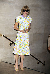 Image ©Licensed to i-Images Picture Agency. 03/09/2014. New York, United States.<br /> 62302874<br /> Anna Wintour attends the 8th Annual Fashion Award Honouring Carolina Herrera at David H. Koch Theatre at Lincoln Centre. Picture by  imago / i-Images<br /> UK ONLY