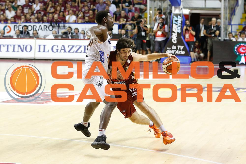 Ariel Filloy<br /> Umana Reyer Venezia - Dolomiti Energia Aquila Basket Trento<br /> Lega Basket Serie A 2016/17 Finali Gara 02<br /> Venezia, 12/06/2017<br /> Foto Ciamillo-Castoria / M. Brondi