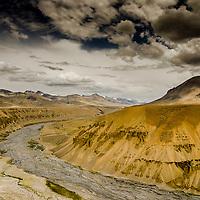 Ladakh, The Coldest Desert in the World.