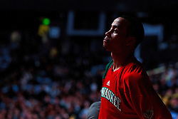 Mar 16, 2012; Oakland, CA, USA; Milwaukee Bucks point guard Monta Ellis (11) before the game against the Golden State Warriors at Oracle Arena. Mandatory Credit: Jason O. Watson-US PRESSWIRE