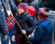 Falun, 01-03-2015<br /> <br /> <br /> King Carl Gustaf and Queen Silvia. Crown Princess Victoria and Prince Daniel, Princess Estelle, Crown Prince Haakon and Crown Princess Mette-Marit and Princess Ingrid Alexandra, Prince Sverre Magnus attend Norwegian Royals at the FIS World Ski Championchips Falun.<br /> Photo: Bernard Ruebsamen/Royalportraits Europe
