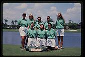 1996 Hurricanes Women's Golf