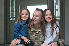 Military Family The Petersons