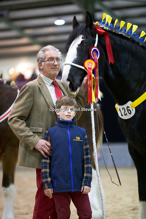 Mr W A King's COTEBROOK LOCH ANNA (No. 126)<br />