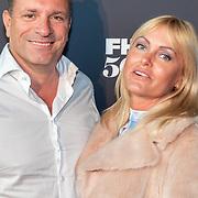 NLD/Amsterdam/20190522 - Uitreiking FHM500 2019, Sophia de Boer en partner Eric Kwant