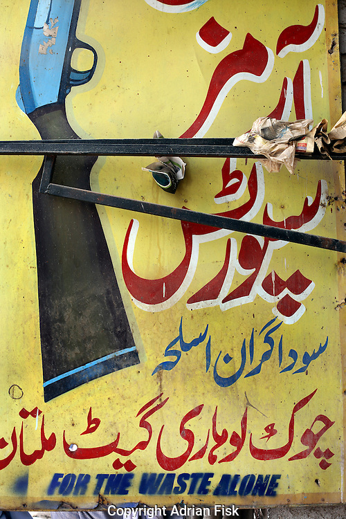 A Journey Of Graffiti Through Pakistan Adrian Fisk