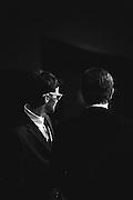 Matt Cohen and Richard Speight Jr at the Dick and Matt Pack Karaoke party, Salute to Supernatural Las Vegas 2014
