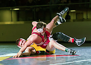 NCAA Wrestling: Sacred Heart edges VMI, 20-18