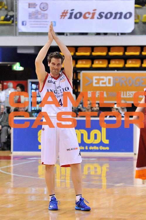 DESCRIZIONE : Biella Lega A 2012-13 Angelico Biella Acea Roma<br /> GIOCATORE : Goran Jurak<br /> CATEGORIA : Esultanza<br /> SQUADRA : Angelico Biella <br /> EVENTO : Campionato Lega A 2012-2013 <br /> GARA : Angelico Biella Acea Roma<br /> DATA : 28/04/2013<br /> SPORT : Pallacanestro <br /> AUTORE : Agenzia Ciamillo-Castoria/S.Ceretti<br /> Galleria : Lega Basket A 2012-2013  <br /> Fotonotizia : Biella Lega A 2012-13 Angelico Biella Acea Roma<br /> Predefinita :
